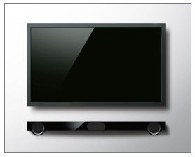 Yamaha YHT-S401BL Front Surround Home Theater System