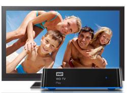 WD TV Live - Full HD