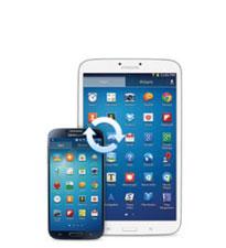 Expérience Samsung familière