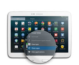 Samsung Tablette Processeur dual core Bluetooth dp BDBNNXG