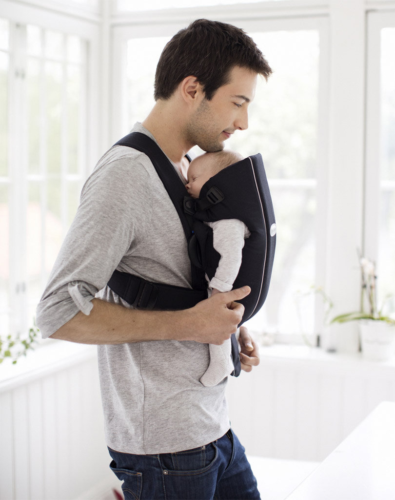 8eff1eca5d2 BabyBjorn Baby Carrier Original--The easy-to-use classic design