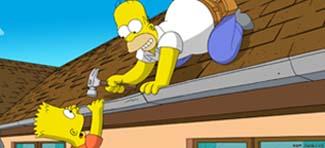 The Simpsons Movie Dvd 2007 Amazon Co Uk Dan Castellaneta Julie Kavner Nancy Cartwright Yeardley Smith Harry Shearer Hank Azaria Tom Hanks David Silverman Dan Castellaneta Julie Kavner Dvd Blu Ray