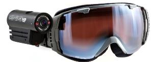 ContourHD1080p on goggles
