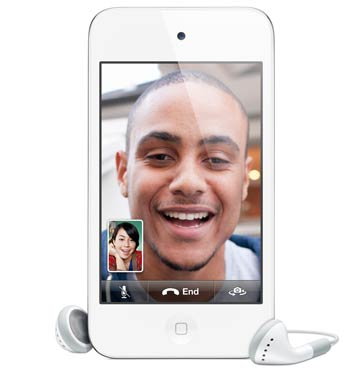 How can I convince my parents to buy me a new White Itouch 4G?