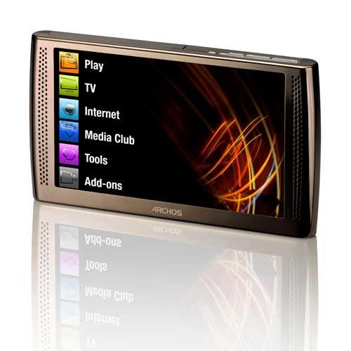 vrijetijdsschoenen kwaliteit mode Archos 7 160GB Internet Media Tablet WiFi 7