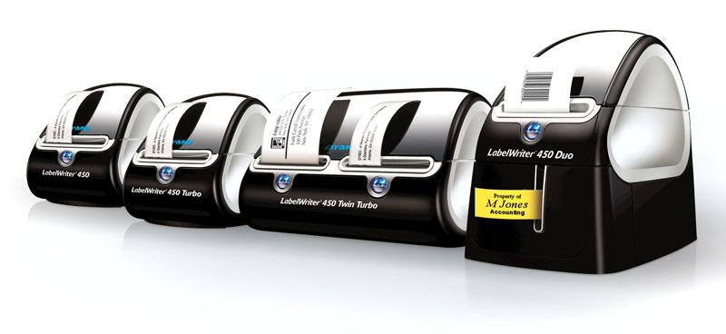 Série LabelWriter 450 Series : des solutions d'étiquetage et de