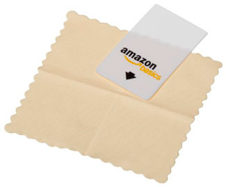 Screen applicator and cloth