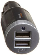 Porte USB per caricare i dispositivi in auto