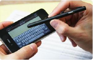 Questa penna professionale e precisa ti permette di avere uno schermo sempre pulito e privo di aloni.