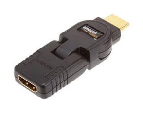 Adaptador HDMI articulado de AmazonBasics
