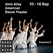 Alvin Ailey American Dance Theater Programme C