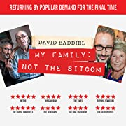 David Baddiel: My Family: Not the Sitcom