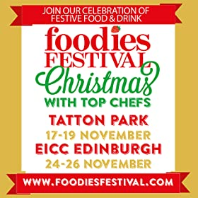 Foodies Festival--Christmas with Top Chefs