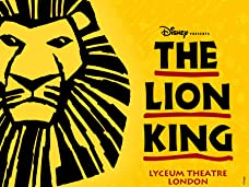 Disney's The Lion King Tickets - Amazon Exclusive Price - No Booking Fee*