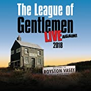 The League of Gentlemen Live Again!