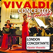 Vivaldi Concertos by Candlelight