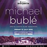 Barclaycard presents British Summer Time Hyde Park featuring Michael Bublé