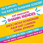 The Rays of Sunshine Concert