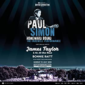 Barclaycard presents British Summer Time Hyde Park featuring Paul Simon