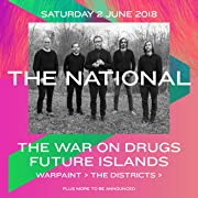 APE Presents The National