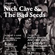 APE Presents Nick Cave & The Bad Seeds