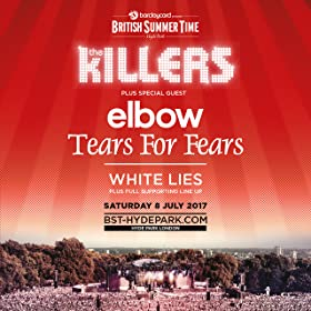 Barclaycard presents British Summer Time Hyde Park featuring The Killers