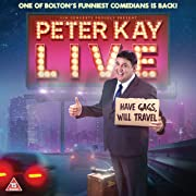 NEW DATE: Peter Kay Live