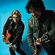 BluesFest presents Daryl Hall & John Oates, plus special guest Chris Isaak