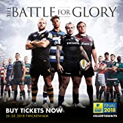 Aviva Premiership Rugby Final 2018