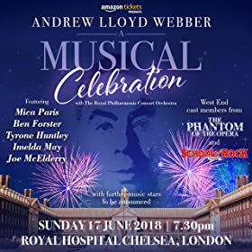 Live at Chelsea featuring Andrew Lloyd Webber
