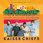 Splendour Festival featuring The Kaiser Chiefs