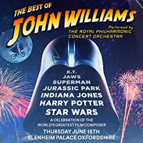 Nocturne Live presents The Best of John Williams