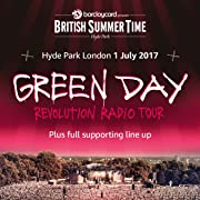 Barclaycard presents British Summer Time Hyde Park featuring Green Day