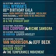BluesFest presents Van Morrison and Jeff Beck