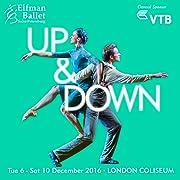 Eifman Ballet Saint Petersburg Up & Down