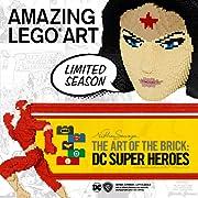 The Art of the Brick--DC Superheroes