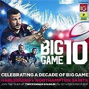 Big Game 10--Harlequins vs. Northampton Saints