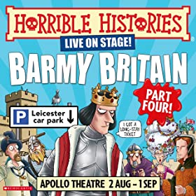 Horrible Histories: Barmy Britain - Part 4