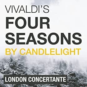 Vivaldi's Four Seasons by Candlelight