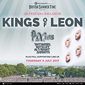Barclaycard presents British Summer Time Hyde Park feat. Kings of Leon