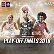 2018 BBL Play-Off Finals
