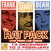 The Rat Pack--Live from Las Vegas