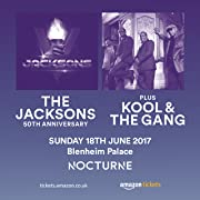 Nocturne Live featuring The Jacksons and Kool & The Gang