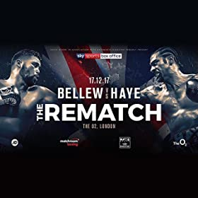 Bellew vs. Haye II