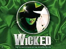 Tickets to Wicked at London's Apollo Victoria Theatre - No Booking Fee*