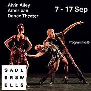 Alvin Ailey American Dance Theater Programme B
