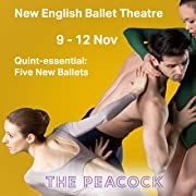 New English Ballet Theatre Quint-essential: Five New Ballets