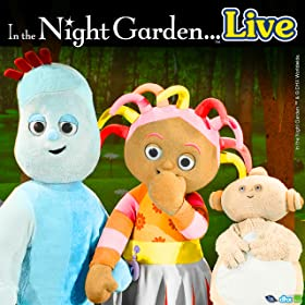 In The Night Garden Live: The Pinky Ponk show