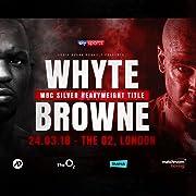 Whyte vs. Browne