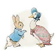 The Tales of Peter Rabbit & Jemima Puddle-Duck